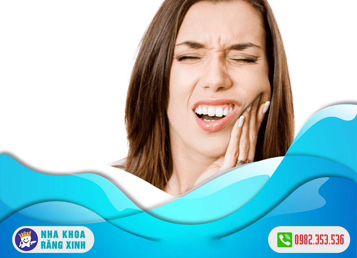 Điều trị ê buốt răng